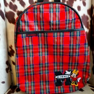 Mini Minnie Mouse backpack